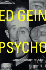 Cover of: Ed Gein--psycho!