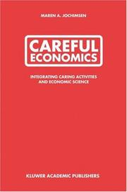 Cover of: Careful Economics