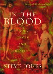 Cover of: In the Blood