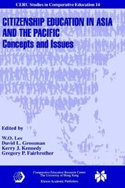 Cover of: Citizenship Education in Asia and the Pacific |