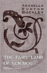 Cover of: The Fairy-Land of Science