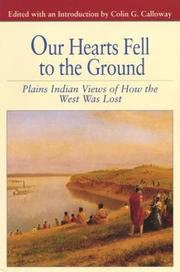 Cover of: Our Hearts Fell to the Ground