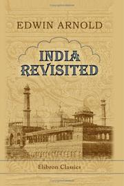 Cover of: India Revisited | Edwin Arnold