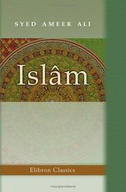 Cover of: Islâm