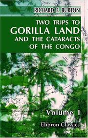 Cover of: Two Trips to Gorilla Land and the Cataracts of the Congo