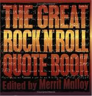 Cover of: The great rock