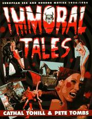 Cover of: Immoral tales