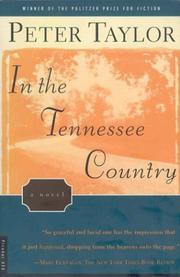 Cover of: In the Tennessee country