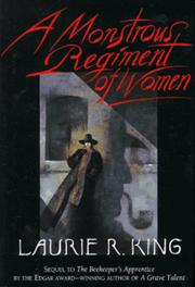 Cover of: A Monstrous Regiment of Women