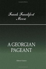Cover of: A Georgian pageant