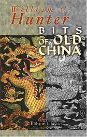 Cover of: Bits of Old China