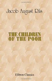 Cover of: The Children of the Poor