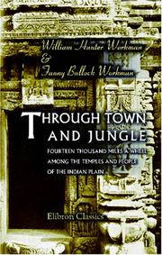 Cover of: Through Town and Jungle | Delete