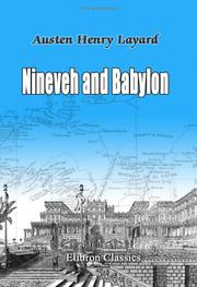 Cover of: Nineveh and Babylon