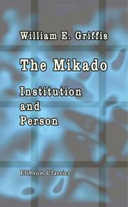 Cover of: The Mikado