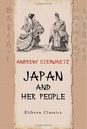 Cover of: Japan and Her People | Andrew Steinmetz