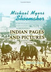 Cover of: Indian Pages and Pictures