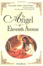 Cover of: The angel of Eleventh Avenue | Roy Bates