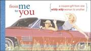 Cover of: From Me to You