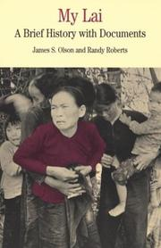 My Lai by James S. Olson, Randy Roberts