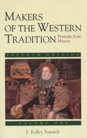 Cover of: Makers of the Western Tradition: Portraits from History