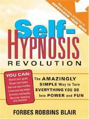 Cover of: Self-Hypnosis Revolution