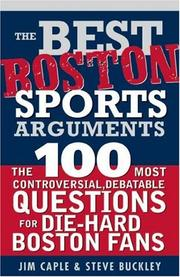 Cover of: Best Boston Sports Arguments | Jim Caple