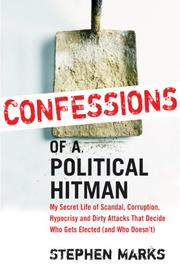 Cover of: Confessions of a Political Hitman