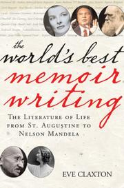 the world's best Memoir writing by Eve Claxton