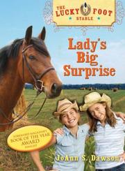 Cover of: Lady's Big Surprise (The Lucky Foot Stable)