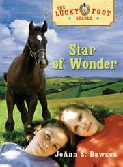 Cover of: Star of Wonder (The Lucky Foot Stable)