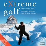 Cover of: 2008 Extreme Golf wall calendar