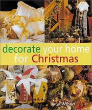 Cover of: Decorate your home for Christmas