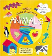 Cover of: Magic world of learning: About Me