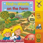 Cover of: Find the Words on the Farm (Balloon)