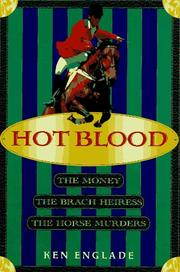 Cover of: Hot blood | Ken Englade