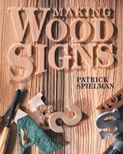 Cover of: Making Wood Signs