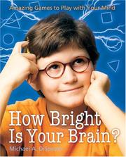 Cover of: How Bright Is Your Brain?