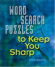 Cover of: Word Search Puzzles to Keep You Sharp