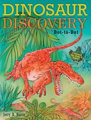 Cover of: Dinosaur Discovery Dot-to-Dot