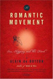 Cover of: The romantic movement