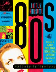Cover of: Totally awesome 80s