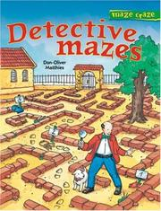 Cover of: Maze Craze | Don-Oliver Matthies