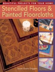 Cover of: Stencilled Floors & Painted Floorcloths