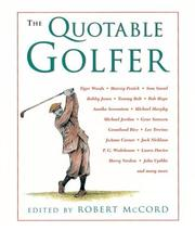Cover of: The Quotable Golfer