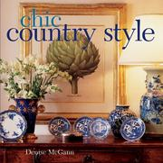 Cover of: Chic Country Style