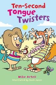 Cover of: Ten-second tongue twisters