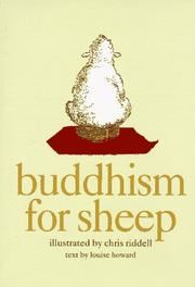 Cover of: Buddhism for sheep