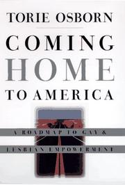 Cover of: Coming home to America
