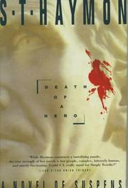 Cover of: Death of a hero